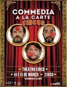 CIRCUS | COMMEDIA A LA CARTE