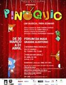 PINÓQUIO: Um musical para sonhar