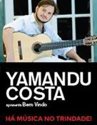 """Yamandu Costa apresenta """"Bem Vindo"""""""