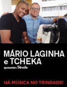 """Mário Laginha e Tcheka apresentam """"STRADA"""""""