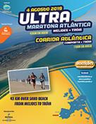 Ultra Maratona Atlântica e Corrida Atlântica 2019