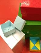 SE| Caixas, Caixinhas e Caixotes| Tapete Encatado