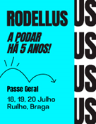 Rodellus 2019 - Passe Geral