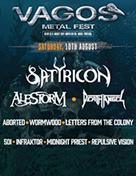 Vagos Metal Fest 2019 - 10 Agosto
