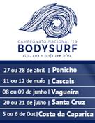 4 ª Etapa - Santa Cruz - Campeonato Nacional de Bodysurf '19