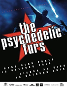 The Psychedelic Furs in Lisbon