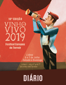 Vinho ao Vivo 2019, FESTIVAL EUROPEU DO TERROIR