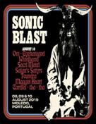 DIÁRIO 10 Agosto (sábado) SonicBlast Moledo 2019