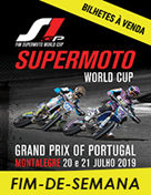 FIM S1GP Supermoto World Cup / Grand Prix of Portugal / Montalegre