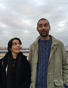 Tiago Cutileiro e Marta Navarro no CURTAS VILA DO CONDE
