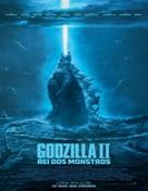 Godzilla II: Rei dos Mortos