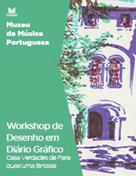 Workshop de Desenho em Diário Gráfico
