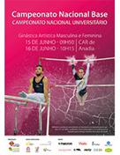 Campeonato Nacional Base - Ginástica Artística Masculina e Feminina