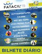 FATACIL'19 | Bilhete Diário