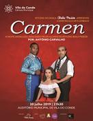 Carmen - 11º Noite Andaluza