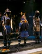 SE  Em Conversa Com... Uma Armadura de Samurai  Em Conversa com as Peç