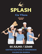 Caldas Anima | Splash!