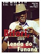 BITORI + dj set Nô Badja
