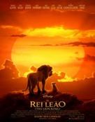 O Rei Leão -------------- 3D