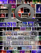 10º Aniversário Dance Republic