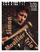 Simon Moullier Trio   16 de Julho