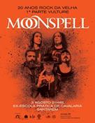 MOONSPELL, 1ª PARTE DOS VULTURE