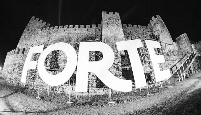 Entrevista com a organização do Festival Forte