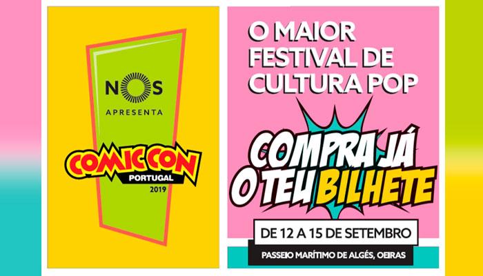 Comic Con Portugal '19