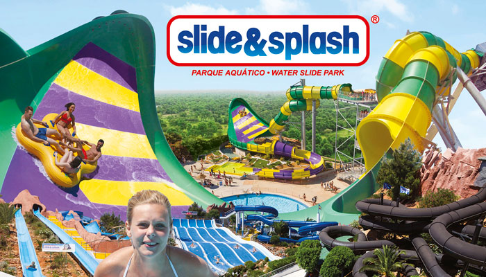 Slide & Splash