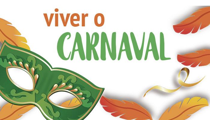 Viver o Carnaval Em...