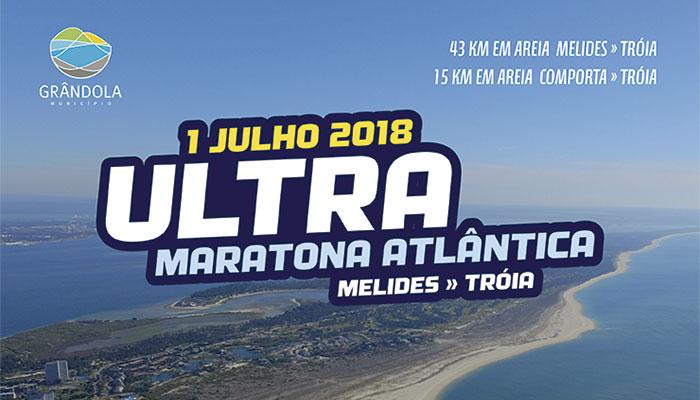 Entrevista com a Organização da ULTRA MARATONA ATLÂNTICA MELIDES-TRÓIA