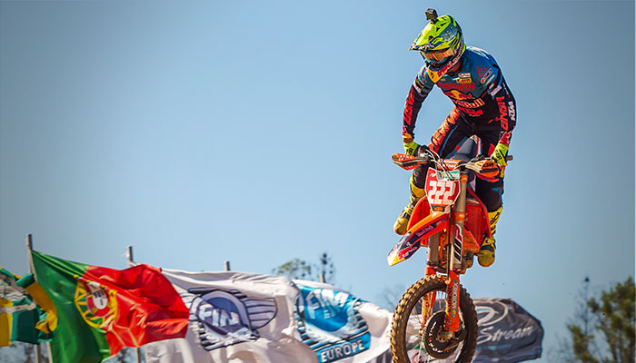 Entrevista sobre o Mundial de Motocross Portugal MXGP