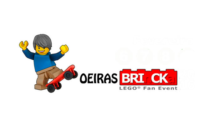 Oeiras BRInCKa 2013 LEGO® Fan Event