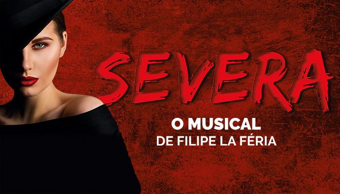 Teatro Politeama apresenta... Severa, a Diva da Mouraria!
