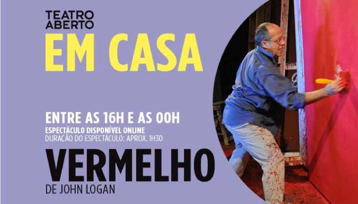 Teatro Aberto em Casa!