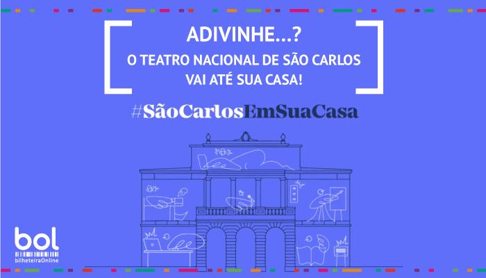 #São Carlos Em Sua Casa