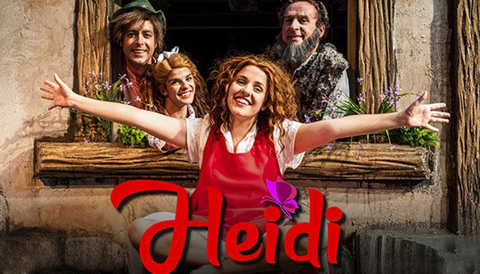 O musical 'Heidi' está de volta!