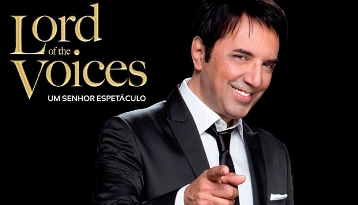 'Lord of the voices': Nova produção do Casino Estoril estreia-se no dia 20