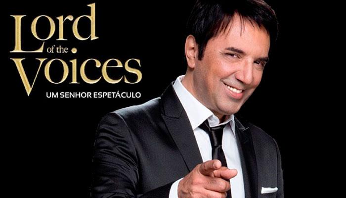 'Lord of the voices': Nova produção do Casino Estoril estreia-se no dia 20
