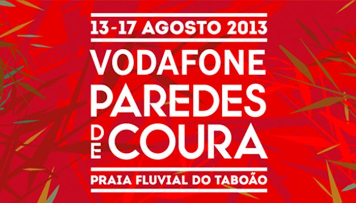 Primeira confirmação do Vodafone Paredes de Coura 2014