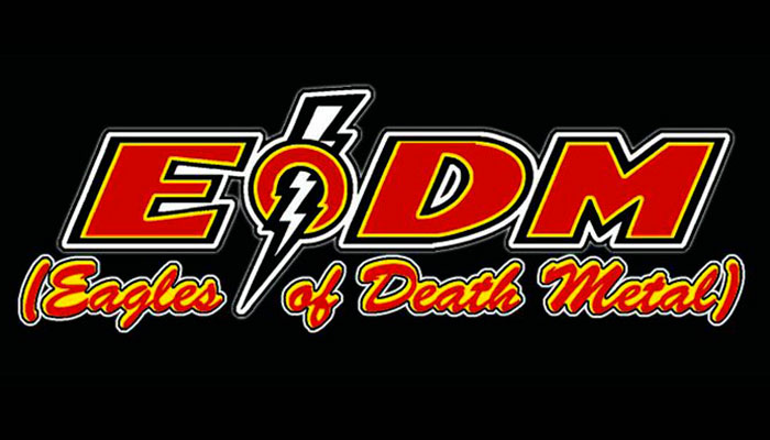 EAGLES OF DEATH METAL REAGENDAM DIGRESSÃO EUROPEIA