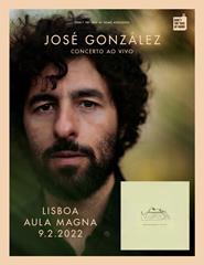 """José González """"Veneer"""" - Aula Magna"""