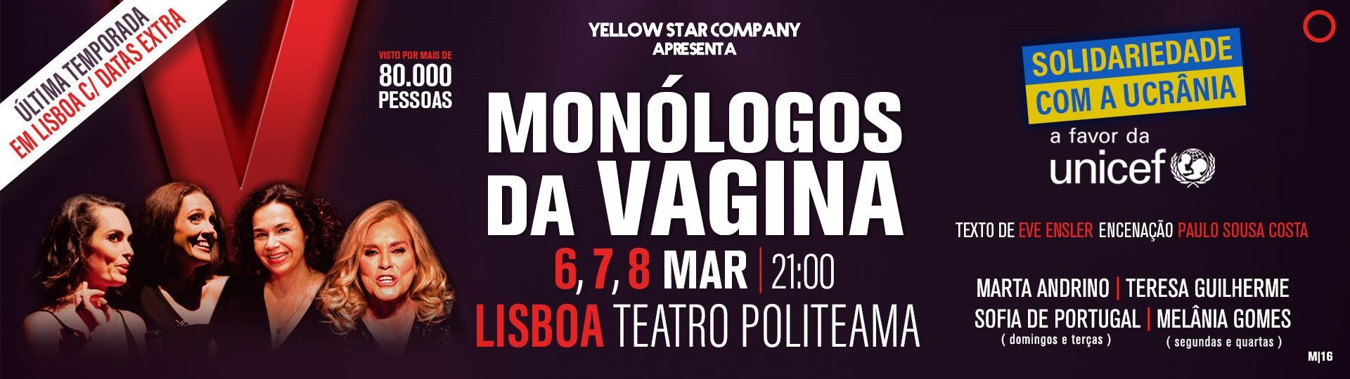 Monologos da Vagina- Politeama