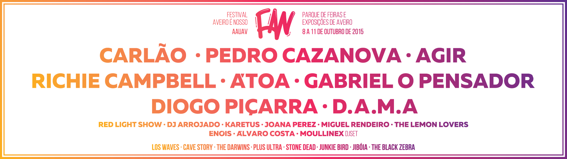 Festival Aveiro é Nosso