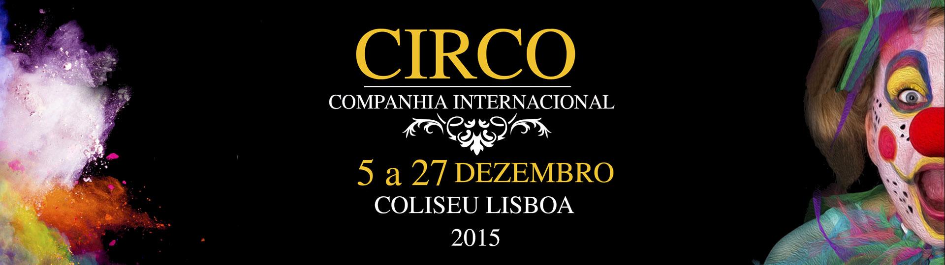Circo Natal 2015