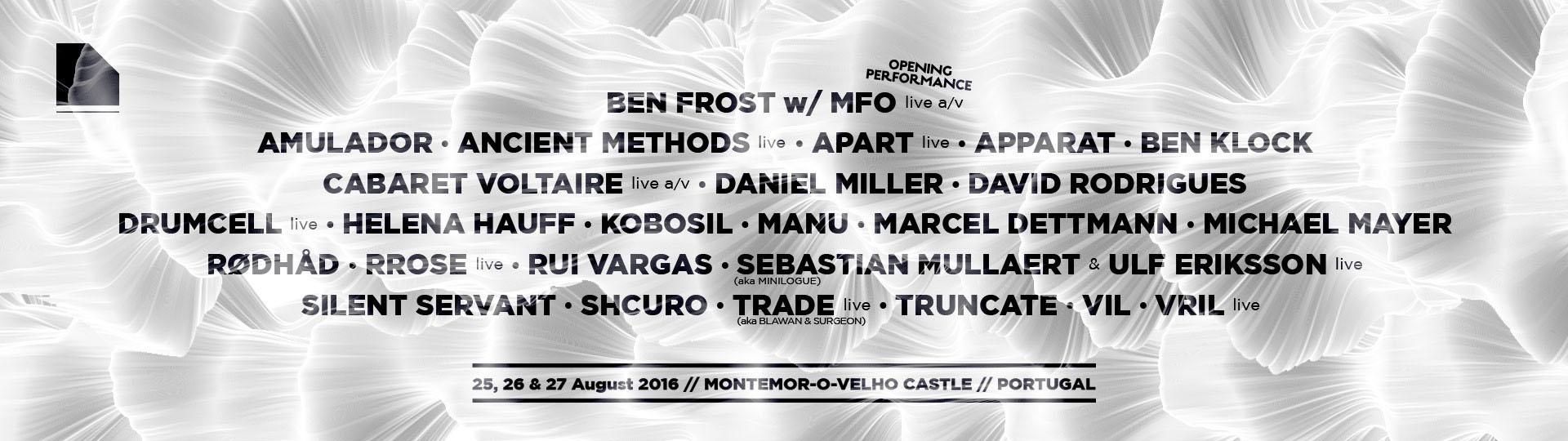 Festival Forte 2016