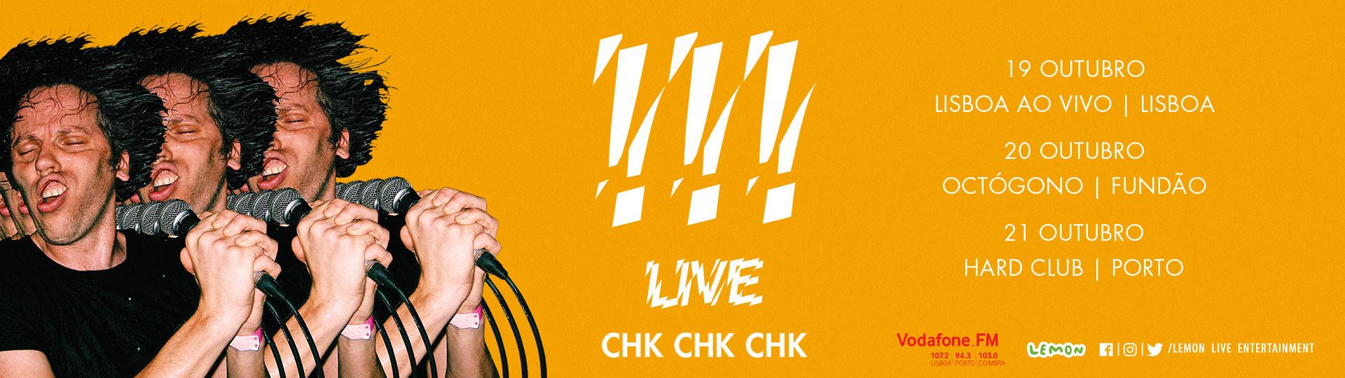 CHK CHK CHK