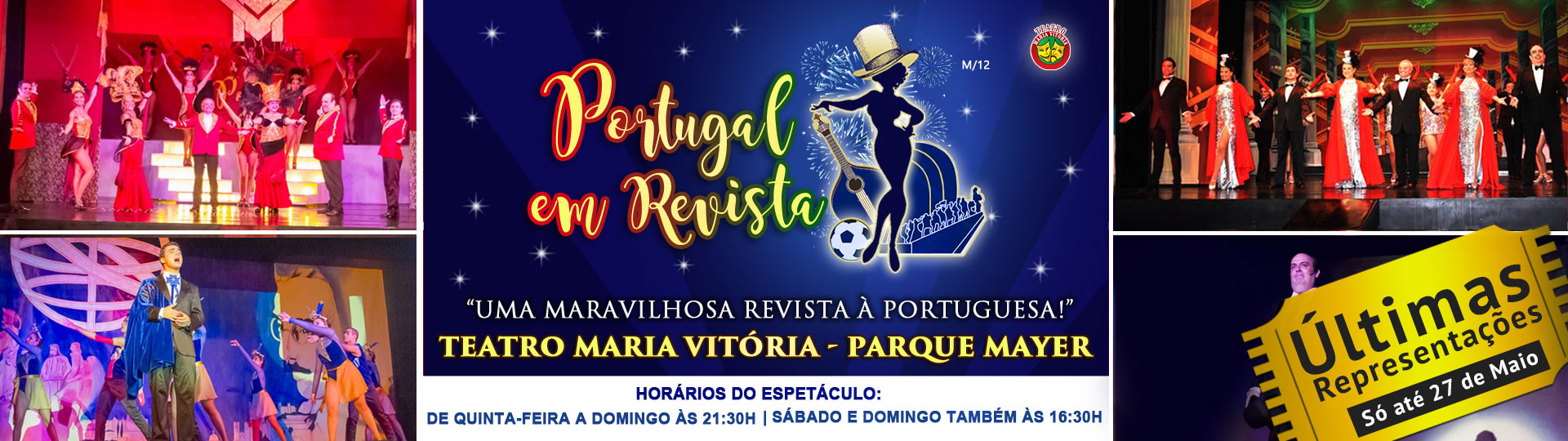 PORTUGAL EM REVISTA