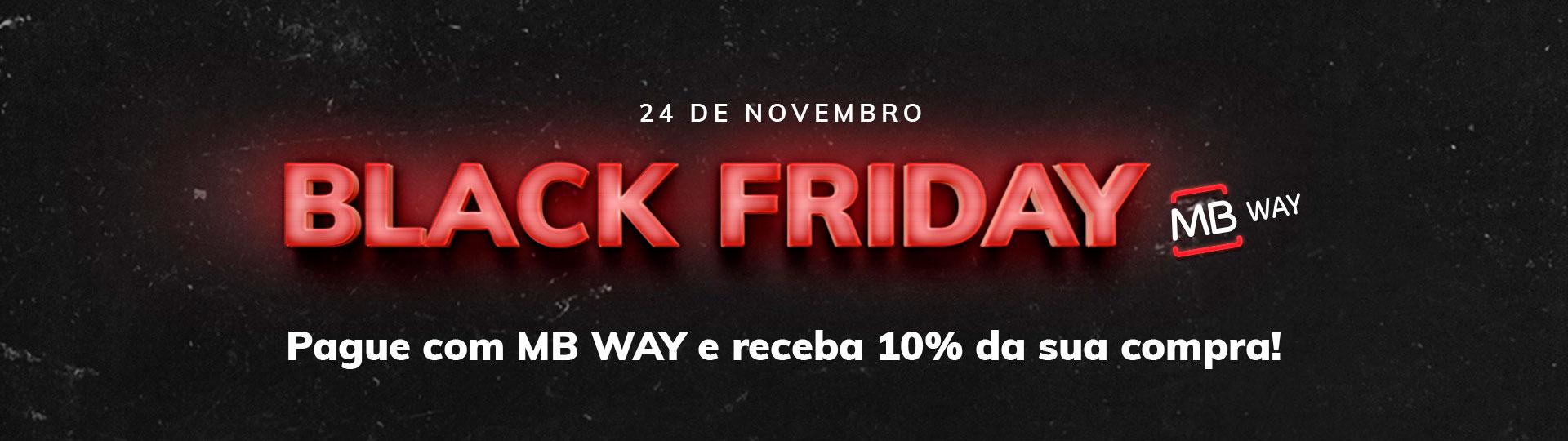 Black Friday - MB WAY