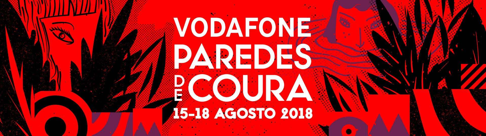 VODAFONE PAREDES DE COURA 2018